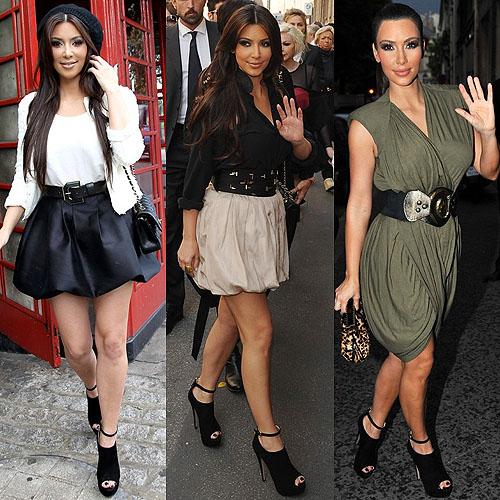 7ee3a2bb7a4e Kim Kardashian In Prada Peep Toe Suede Platform Ankle Boots ...