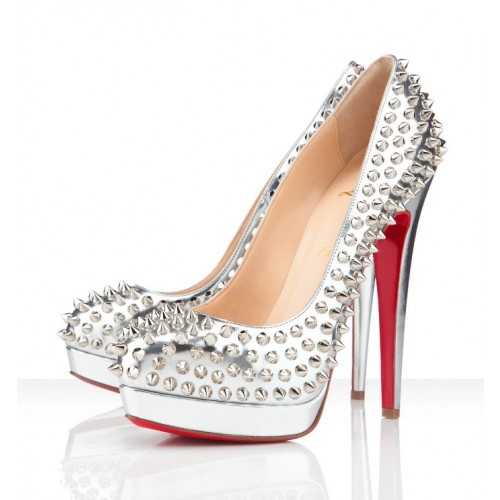 more photos ca6a2 c7772 2012 Newest Evening Christian Louboutin Pump Spikes 160mm ...